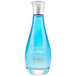 Davidoff Cool Water Woman Wave Eau De Toilette 100 Ml