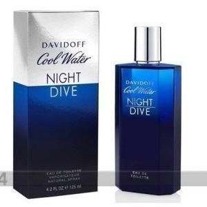 Davidoff Davidoff Cool Water Night Dive Man Edt 125ml