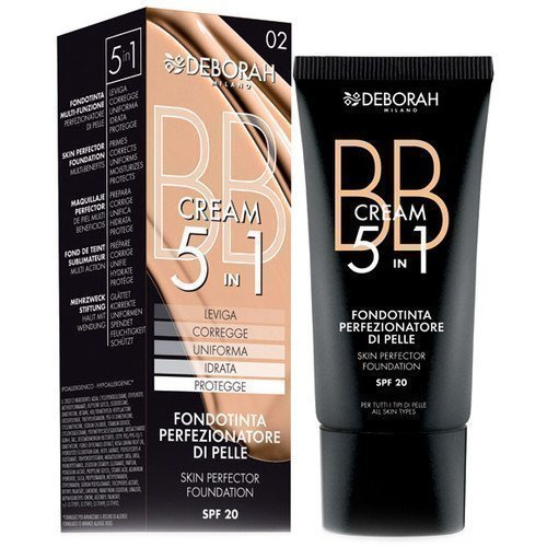 Deborah BB Cream 5-in-1 00 Fair Rose