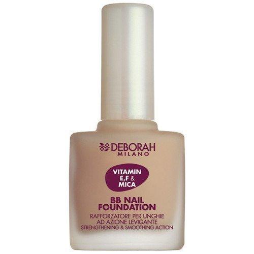 Deborah BB Nail Foundation 01 Nude