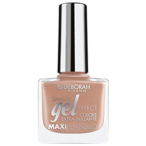 Deborah Gel Effect Nail Polish 01 Pink Pulse