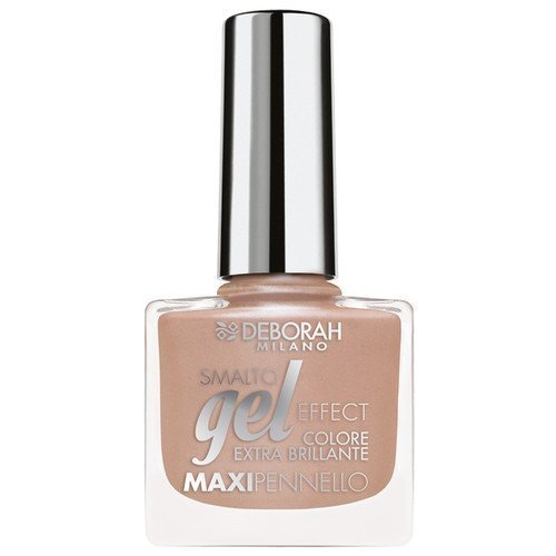 Deborah Gel Effect Nail Polish 02 Nude Lingerie