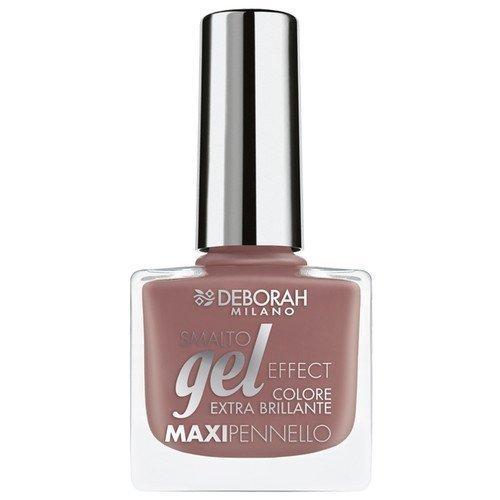 Deborah Gel Effect Nail Polish 03 Nude Caramel