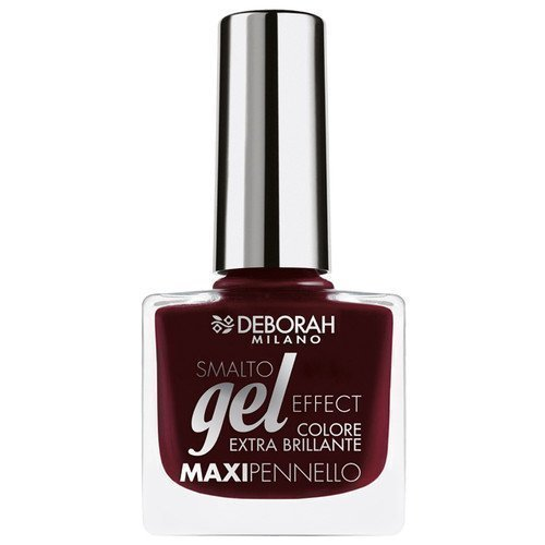 Deborah Gel Effect Nail Polish 06 Red Boudoir