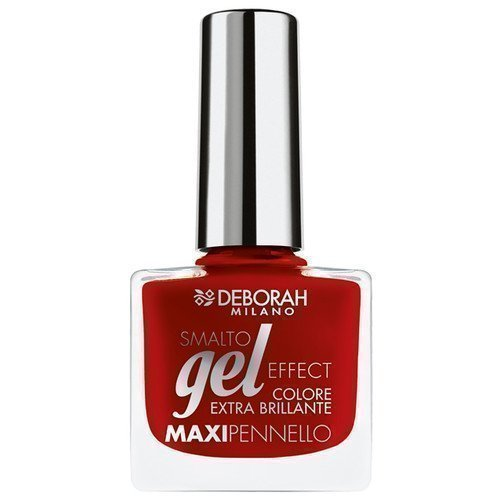 Deborah Gel Effect Nail Polish 07 My Red