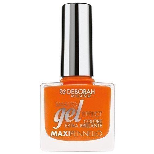Deborah Gel Effect Nail Polish 11 Fluo Tangerine