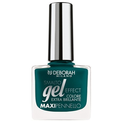Deborah Gel Effect Nail Polish 15 Peacock Couture