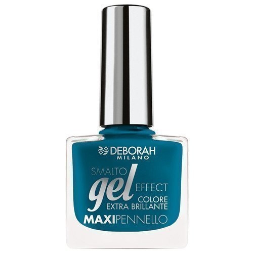 Deborah Gel Effect Nail Polish 18 Blue Cartoon