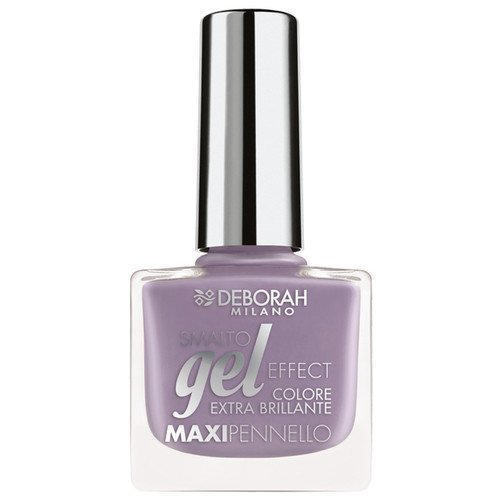 Deborah Gel Effect Nail Polish 19 Magic Violet