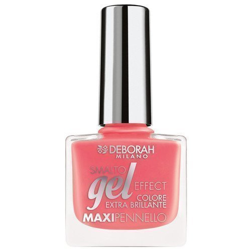 Deborah Gel Effect Nail Polish 23 Candy Pink