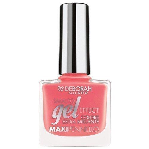 Deborah Gel Effect Nail Polish 23 Candy Pink