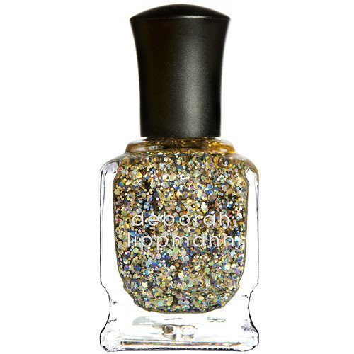 Deborah Lippmann Luxurious Nail Color Glitter And Be Gay