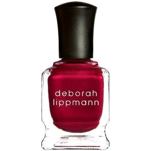 Deborah Lippmann Luxurious Nail Color Red Silk Boxers