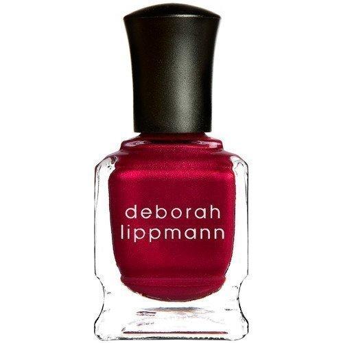 Deborah Lippmann Luxurious Nail Color Red Silk Boxers