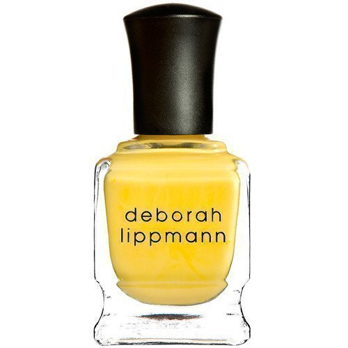 Deborah Lippmann Luxurious Nail Color Walking On Sunshine