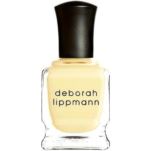 Deborah Lippmann Luxurious Nail Colour Build Me Up Buttercup