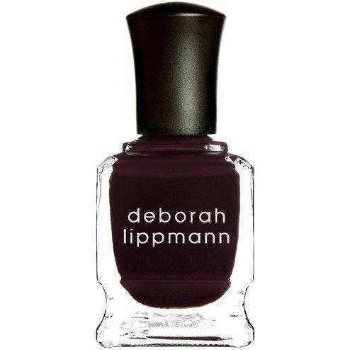 Deborah Lippmann Luxurious Nail Colour Dark Side of The Moon