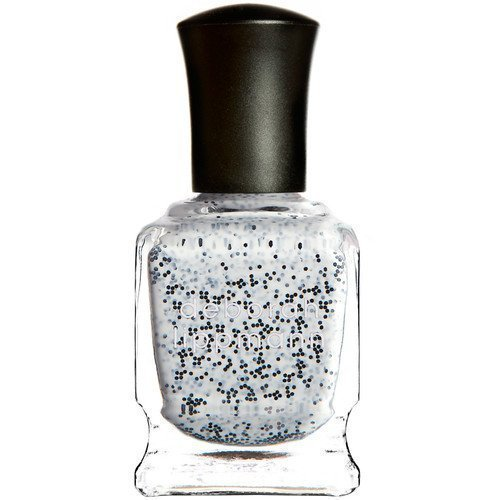 Deborah Lippmann Luxurious Nail Colour Polka Dots And Moonbeams