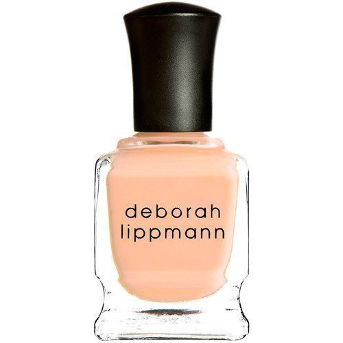 Deborah Lippmann Luxurious Nail Colour Tip Toe Through The Tulips