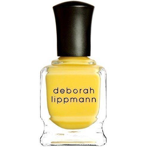 Deborah Lippmann Luxurious Nail Colour Yellow Brick Road