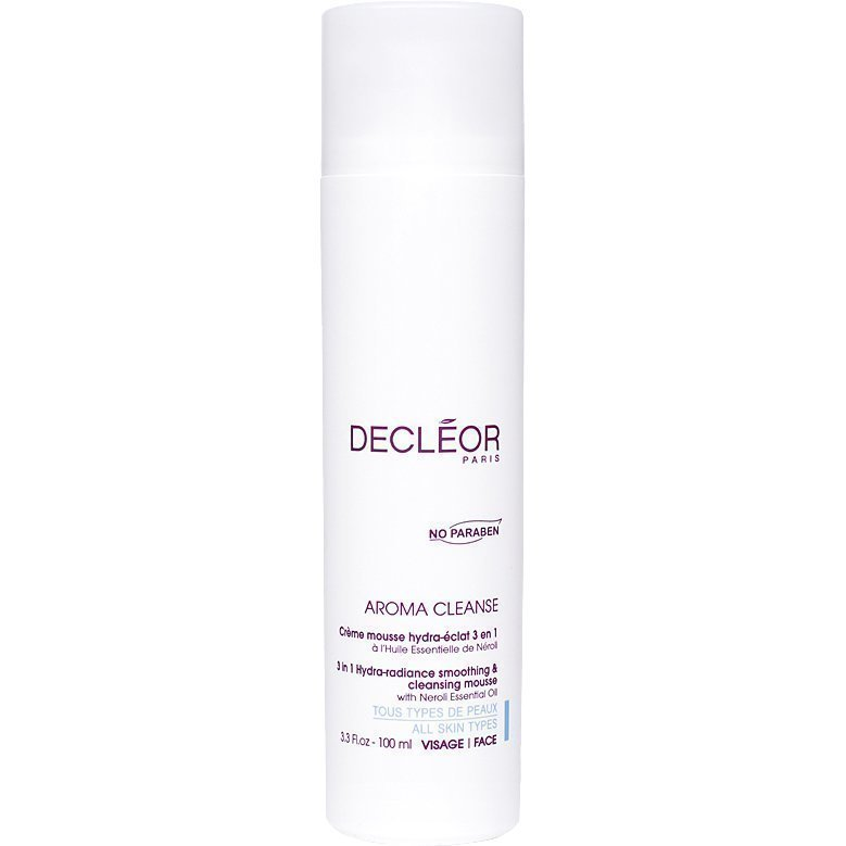 Decléor Aroma CleanseRadiance Smoothing & Cleansing Mousse 100ml