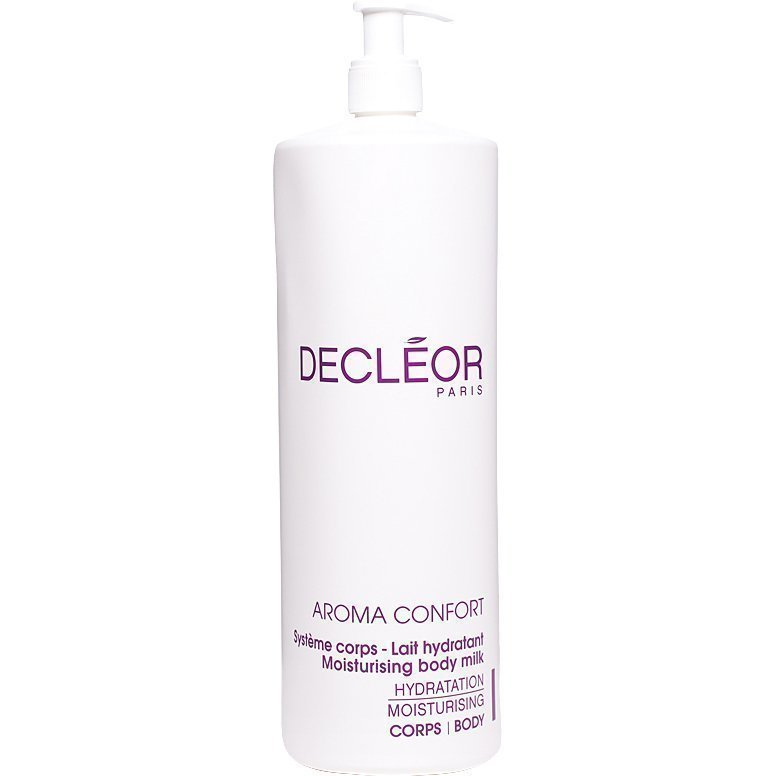 Decléor Aroma Confort  Moisturising Body Milk 1000ml