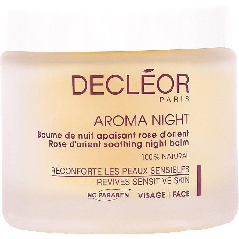 Decléor Aroma Night Rose D'Orient Soothing Night Balm 100ml