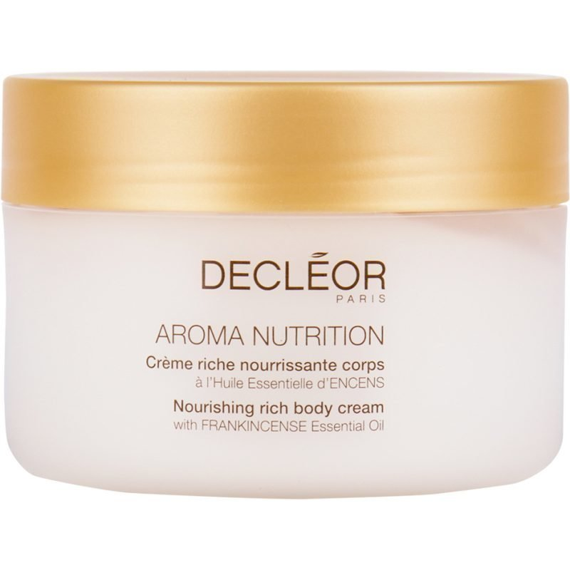 Decléor Aroma Nutrition Nourishing Rich Body Cream 200ml
