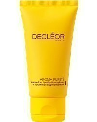 Decléor Aroma Pureté 2-in-1 Purifying & Oxygenating Mask 50ml