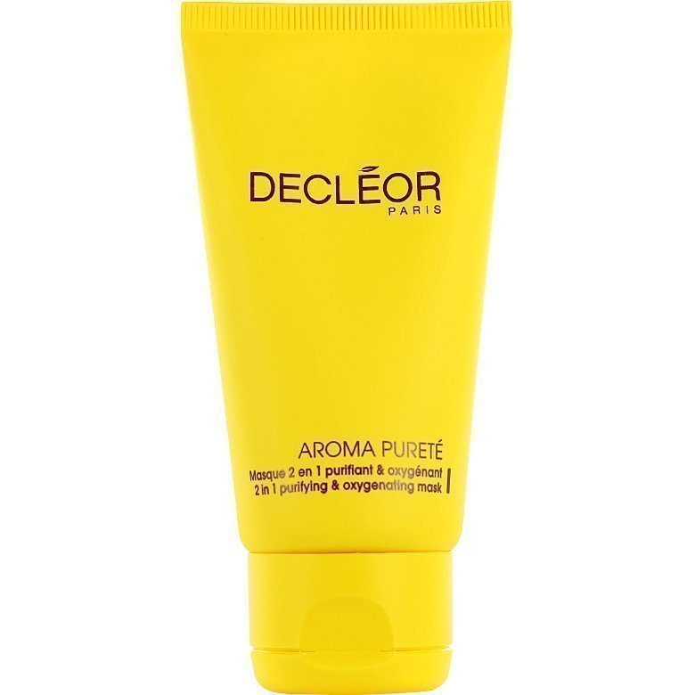 Decléor Aroma Pureté 2 in 1 Purifying & Oxygenating Mask