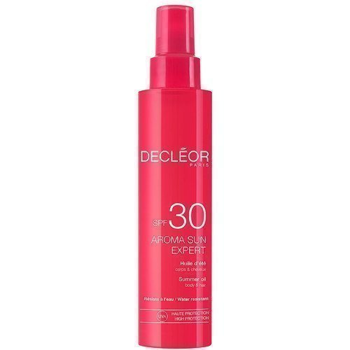 Decléor Aroma Sun Expert Summer Oil Body & Hair SPF 30