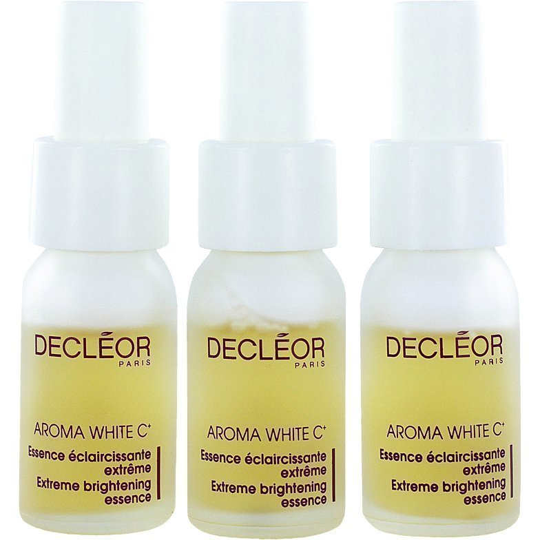 Decléor Aroma White C+  Extreme Brightening Essence 3x10ml