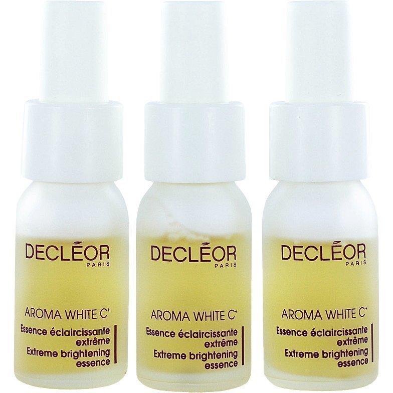 Decléor Aroma White C+  Extreme Brightening Essence 3x10ml