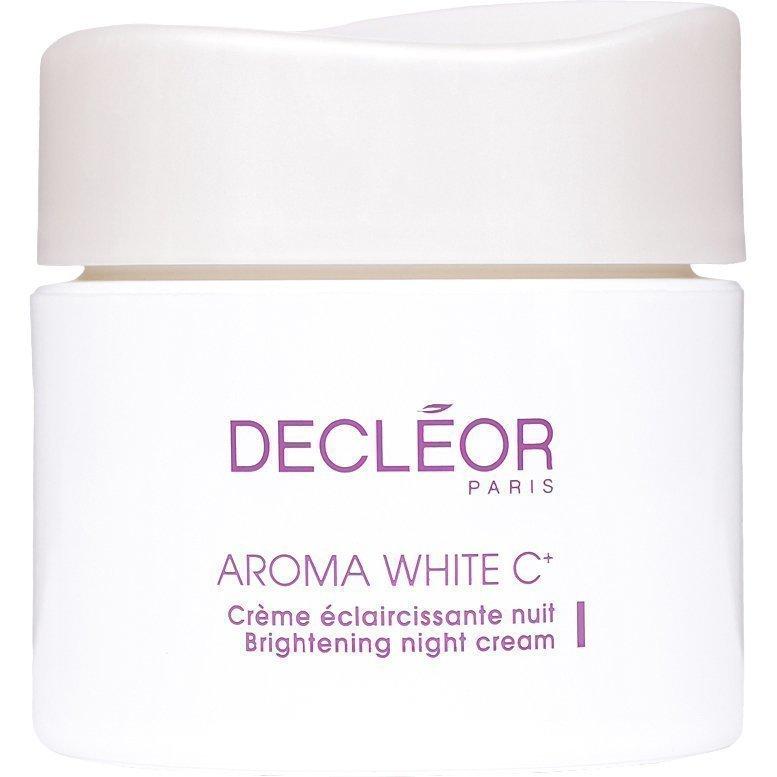 Decléor Aroma White C+ Recovery Brightening Night Cream 50ml