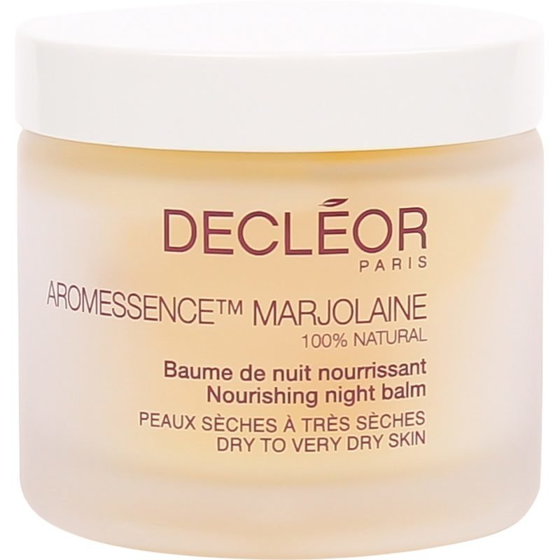 Decléor Aromessence Marjolaine Nourishing Night Balm 100ml