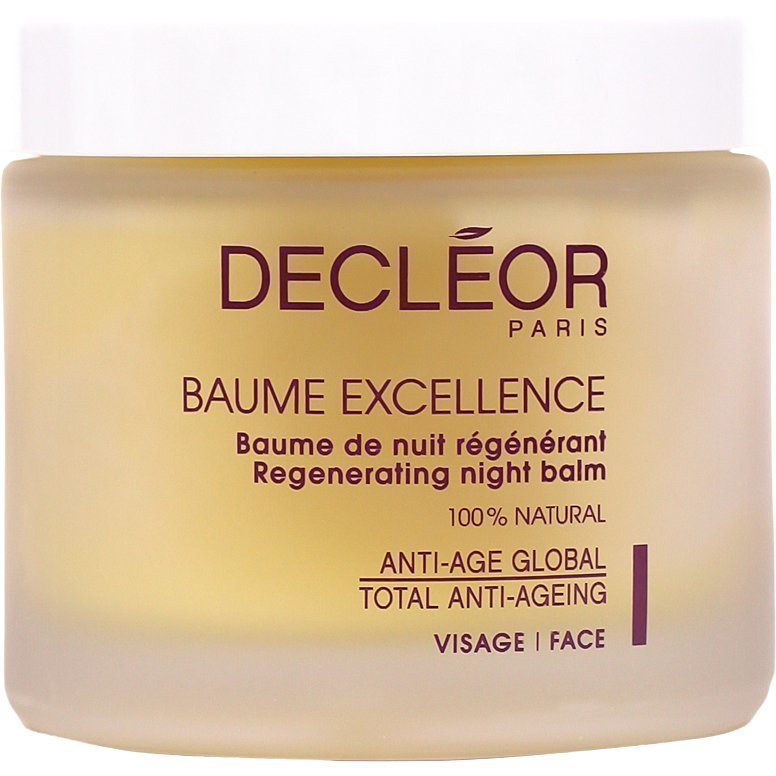 Decléor Baume Excellence Regenerating Night Balm 100ml