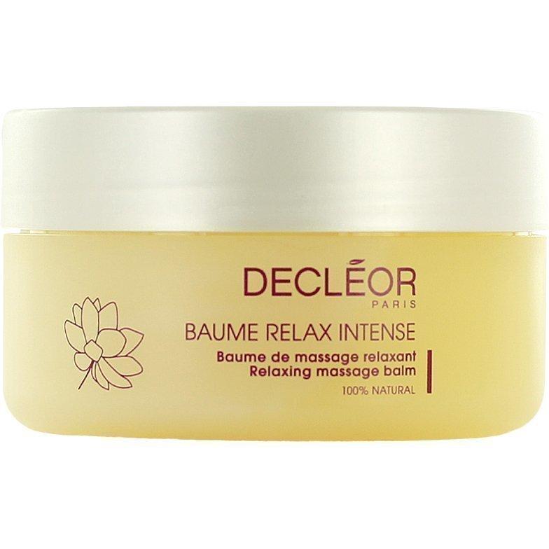 Decléor Baume Relax Intense Massage Balm 125ml
