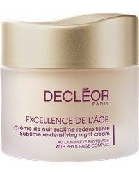 Decléor Excellence De L'Age Sublime Re-Densifying Night Cream 50ml