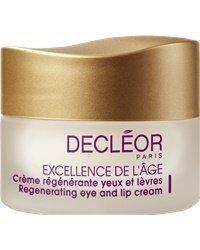 Decléor Excellence De L'Age Sublime Regenerating Eye&Lip Cream 15ml