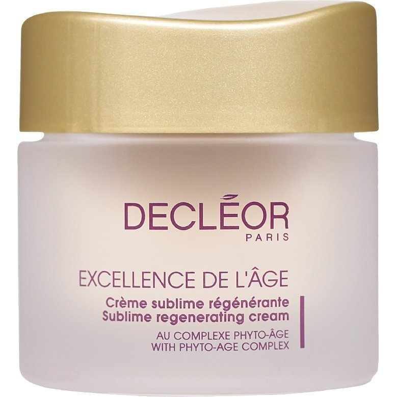 Decléor Excellence De L'age Sublime Regenerating Cream 50ml