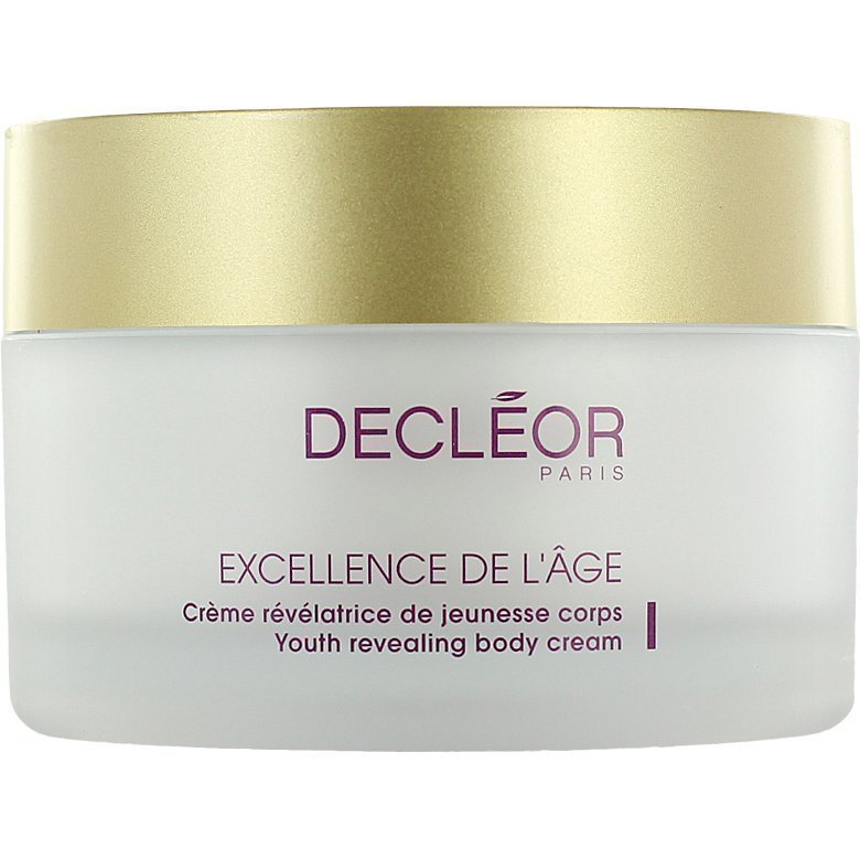 Decléor Excellence De L'age  Youth Revealing Body Cream 200ml