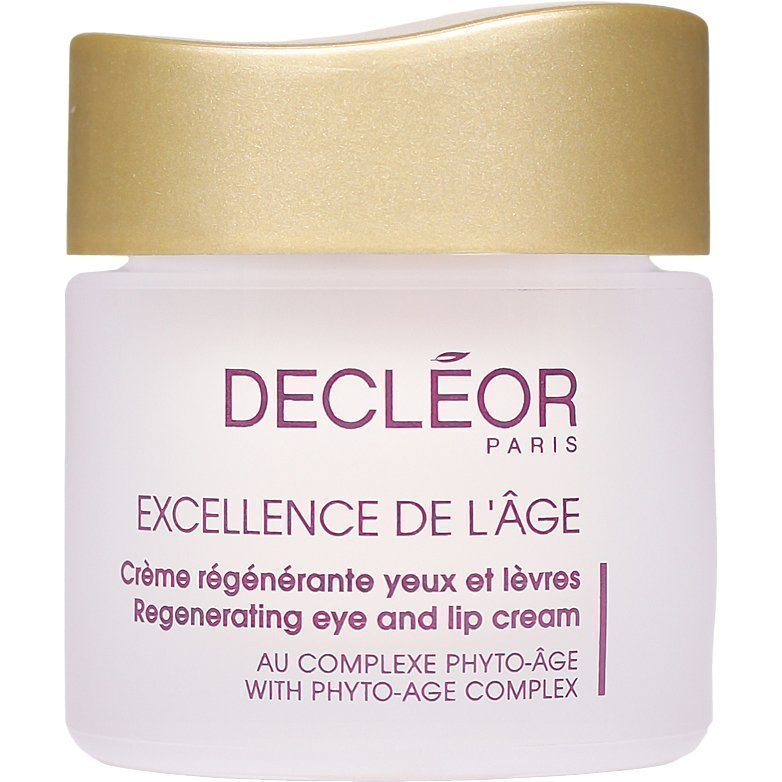 Decléor Expression De L'age Regenerating Eye & Lip Creme 15ml