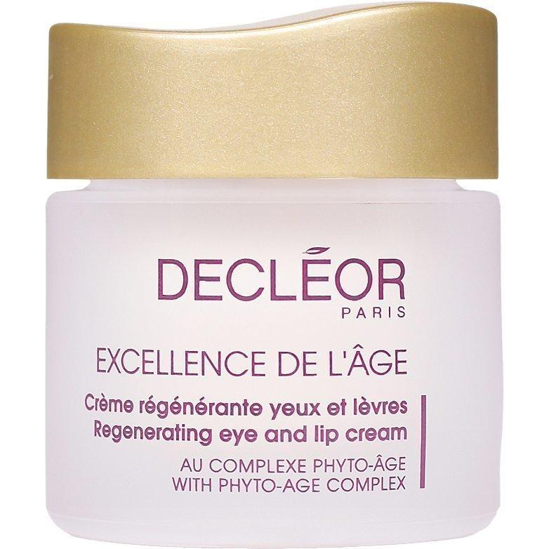 Decléor Expression De L'age Regenerating Eye & Lip Creme 15ml