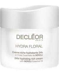 Decléor Hydra Floral 24HR Hydrating Rich Cream 50ml