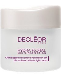 Decléor Hydra Floral 24HR Moisture Activator Light Cream 50ml
