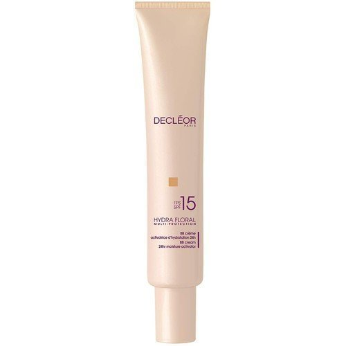 Decléor Hydra Floral Multi-Protection BB Cream 24h Moisture Activator SPF 15 Dark