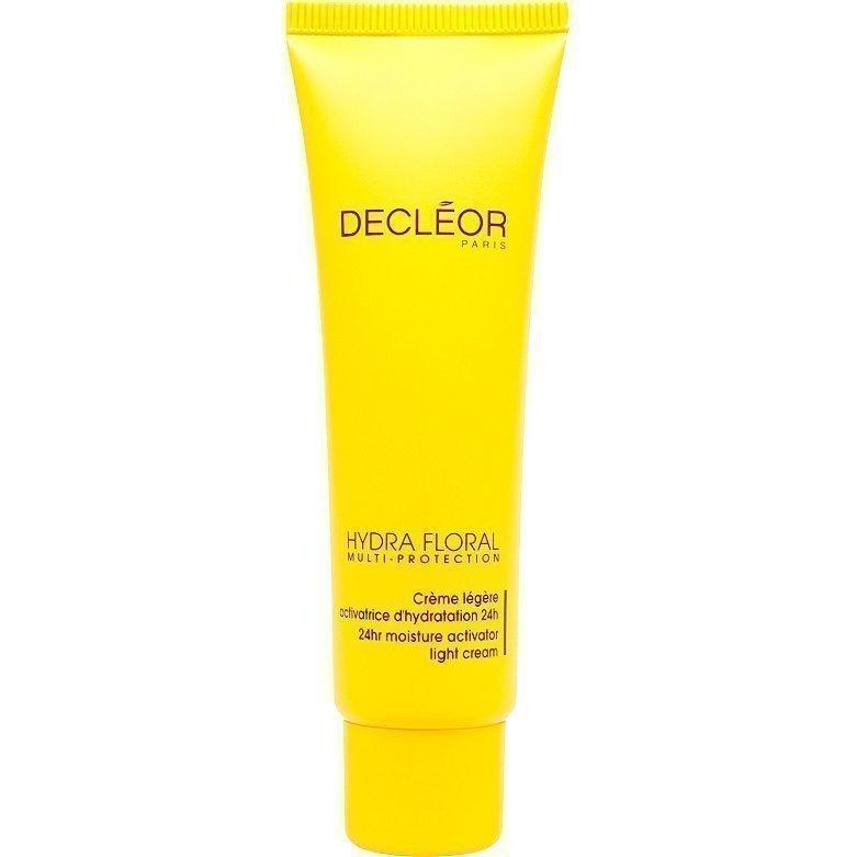 Decléor Hydra Floralprotection 24Hr Activator Light Cream 30ml