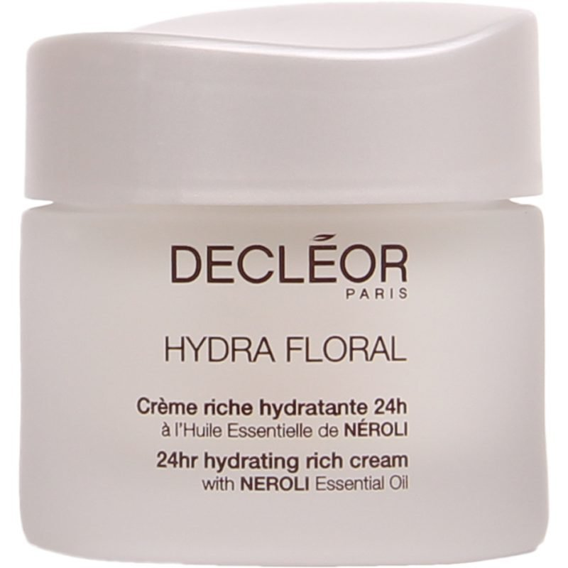 Decléor Hydra Floralprotection 24Hr Moisture Activator Rich Cream 50ml