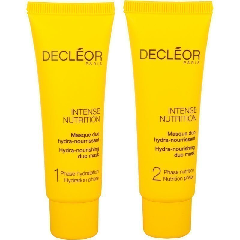 Decléor Intense NutritionNourishing Duo Mask 2x25ml