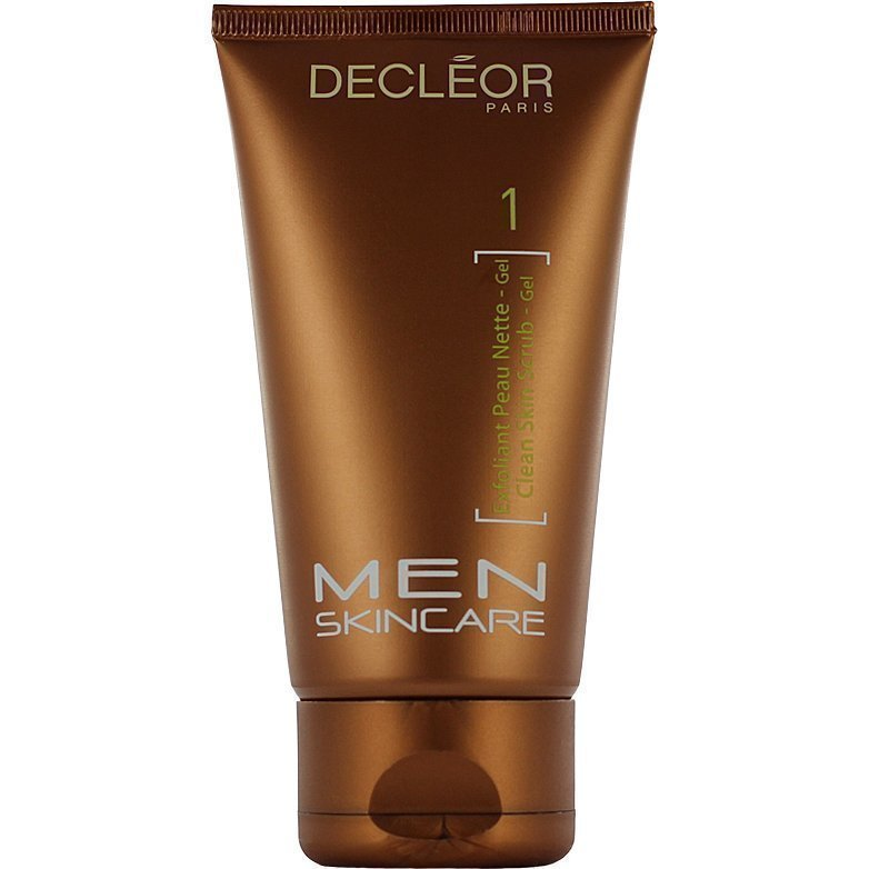 Decléor Men Skincare Clean Skin Scrub Gel 125ml